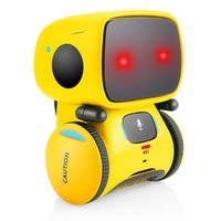 Children Intelligent Interactive Early Education RC Robot Acoustic Interaction Singing Touch Sensitive Voice Control Smart Kit