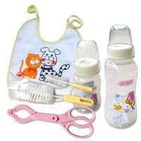 Hot Sales Of Well Known Brand Of Portable 300mlPP Baby Feeding Bottles 120mlpPP Feeding Bottles Security