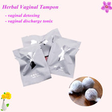 200pcs/lot Chinese medicine swab vaginal tampon discharge toxins gynaecology pads feminine hygiene tampons beautiful life