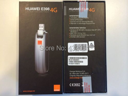 Orange Huawei E398 LTE USB Modem Stick 100Mbps