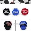 Специальные Мотоцикл Аксессуары 3D логотип алюминий заготовки нефти заглушка винт fite Для SUZUKI GSX-R 600 750 1000 1100
