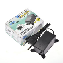 цена на 2W Noiseless Oxygen Increasing Pump Aquarium Oxygen Pump Fish Tank Oxygen Air Pump with EU Plug