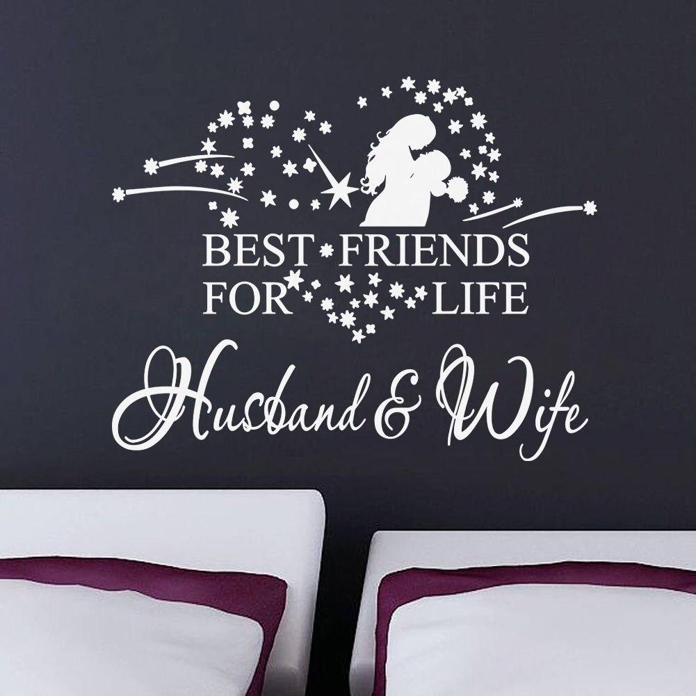Najlepsi Przyjaciele Na Całe życie Męża I żony Dekoracje