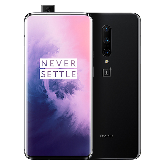 OnePlus 7 Pro Global Version Unlock Phone Smartphone 48 MP Camera Snapdragon 855 Octa Core Android Mobile UFS 3.0 NFC 3
