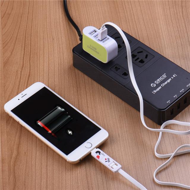 3 USB Ports Charger EU Plug adapter Wall Charger EU Travel Charger Universal Mobile Phone Tablet Carregador EU  Standard
