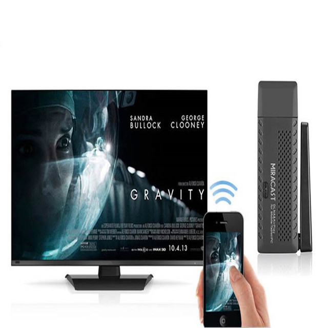 SimpleStone  Wireless WiFi Display Sharer Dongle HDMI Miracast DLNA Airplay Receiver 60408