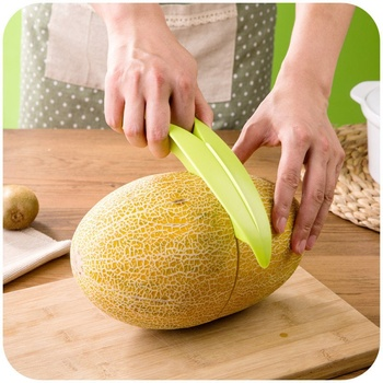 Hot New Multifunction Cutter Peelers Cantaloupe Honeydew Melon Slicer Cut Device Creative Practical Fruit Knife Kitchen Tool image