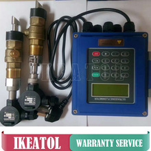 TUF-2000B TC-1 Transducer DN80mm-DN6000mm Insertion Type Ultrasonic Liquid flow meter