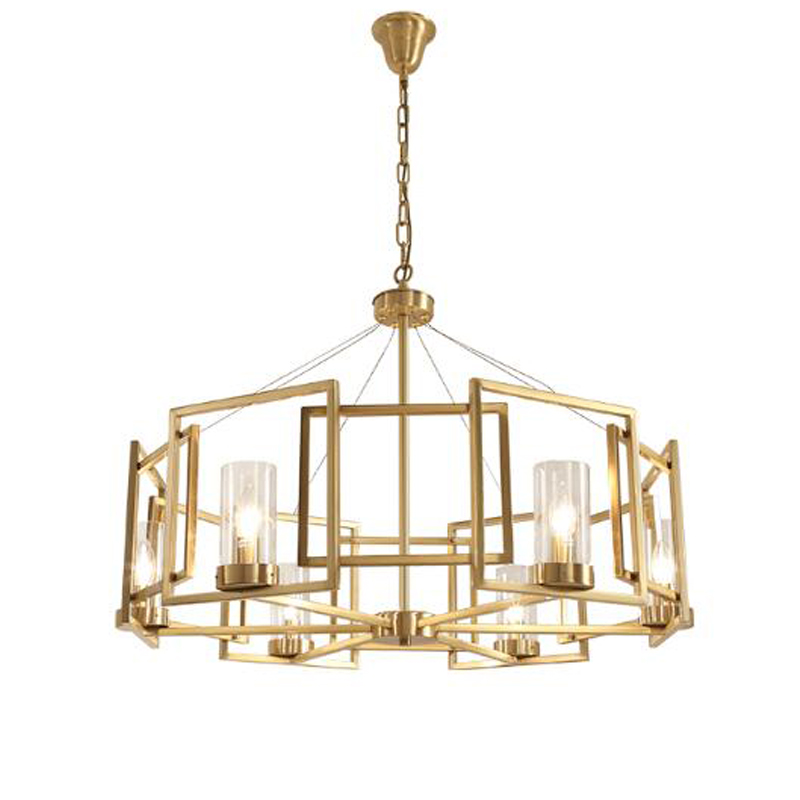 New classics American Country copper Pendant Lights  fashion Style Vintage Pendant Light Bar Creative Art Deco Lighting