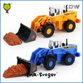 Mr. Froger 1:50 Montacargas Excavar Maquinaria Metal KDW Ingeniería de Aleación de Vehículos de Construcción de Camiones de Aleación Modelo de Tractor Pala