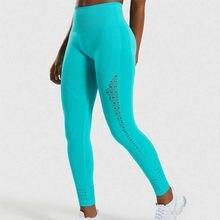 569ce32f18e3e Seamless Leggings Women Hip Push Up Yoga Pants High Waist Booty Leggings  Stretchy Tights Women Leggings