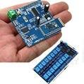 16 Relé Canal Módulo + 16CH Bluetooth Mesclar Android APP Telefone luz Motor de Interruptor de controle Remoto for_Arduino