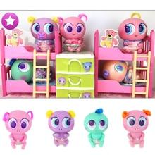 2019 Ksimeritos Juguetes Casimeritos Toy With Neonate Nerlie Micro Kit Nerlie Neonate Babies Accessories Chivatita For Kids Toys