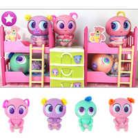 2019 Ksimeritos Juguetes Casimeritos juguete recién nacido Nerlie Kit Micro Nerlie recién nacido bebés accesorios Chivatita para Juguetes de los niños