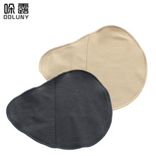 Fake Breast Protective Cover Mastectomy Spiral Artificial Silicone Protect Case Breathable Cotton Protection Sleeve D30