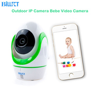 Wireless wireless web camera WiFi 720P remote video surveillance Bebe Wifi Camera battery powered baby cry detector canera