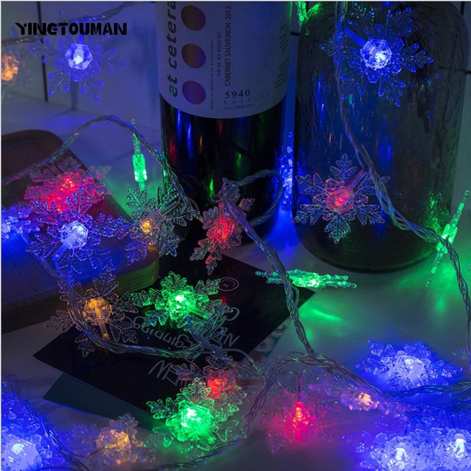 YINGTOUMAN Peach Blossom Lamp Pendant LED String Lights Garden Christmas Party Festival Decorative Lightings 10m 100LED