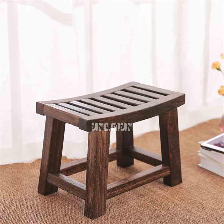Surprising New Portable Modern Chinese Paulownia Wood Solid Wood Stool Inzonedesignstudio Interior Chair Design Inzonedesignstudiocom