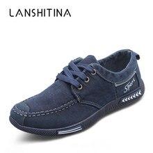 2018 New Fashion Outdoor Canvas Shoes Men Denim Cloth Summer Solid Footwear Vulcanize Comfortable Mens Flat