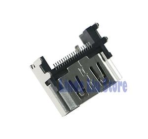 Image 3 - 3 stücke Original Neue HDMI Port Socket Interface Anschluss für PS4 Schlank pro HDMI buchse Motherboard Port Jack Verbinden