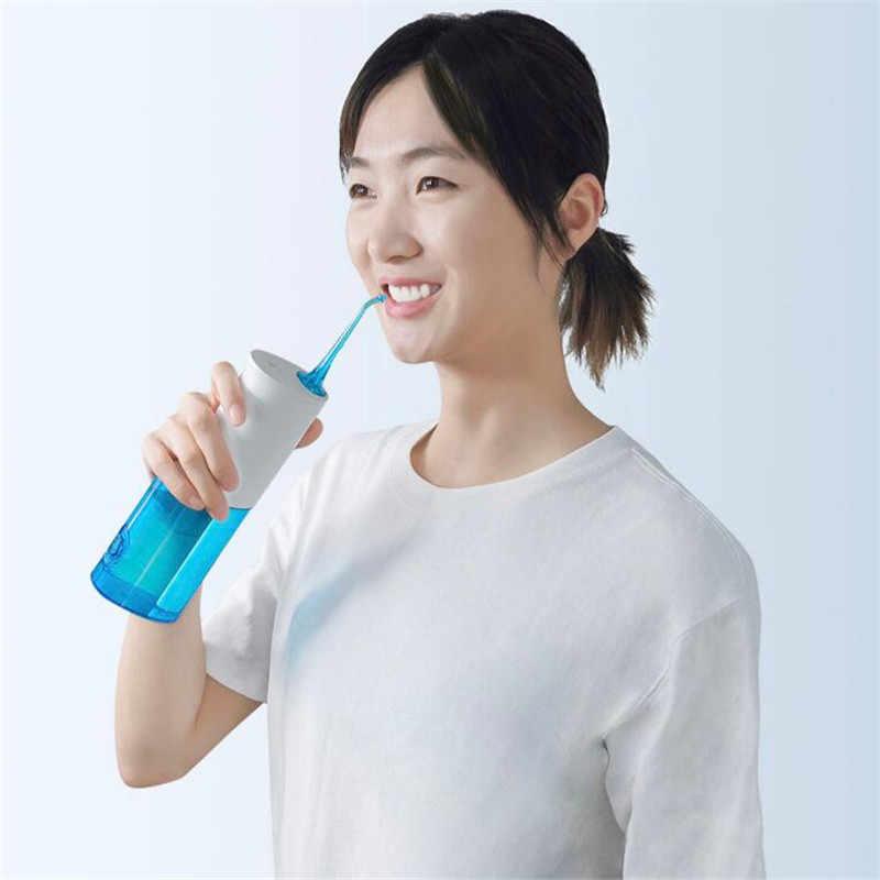 Xiaomi SOOCAS W3 Monddouche 230ml Water Tank Constante Puls Druk Jet Schoonmaken Tand Mond Cleaner Monddouche Van de orale