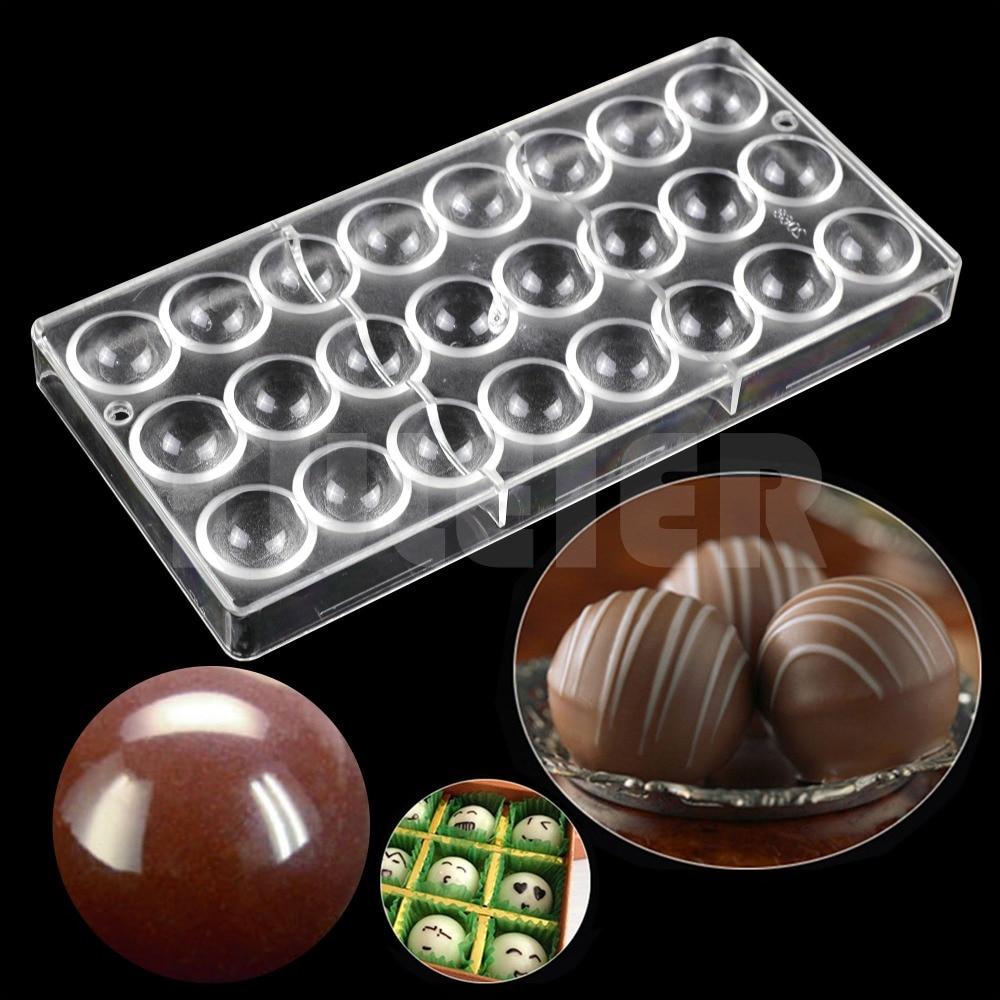 Aliexpress Com Buy Bakeware Pan Half Sphere Chocolate