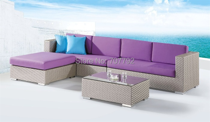Swell Us 758 1 5 Off Newcolbana Patio Outdoor Furniture Sectional Rattan Sofa Set In Garden Sofas From Furniture On Aliexpress Ibusinesslaw Wood Chair Design Ideas Ibusinesslaworg
