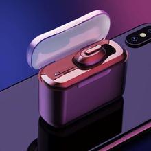 TWS Bluetooth наушники мини беспроводные наушники интеллектуальное шумоподавление наушники-вкладыши Многоточечное соединение телефон наушники