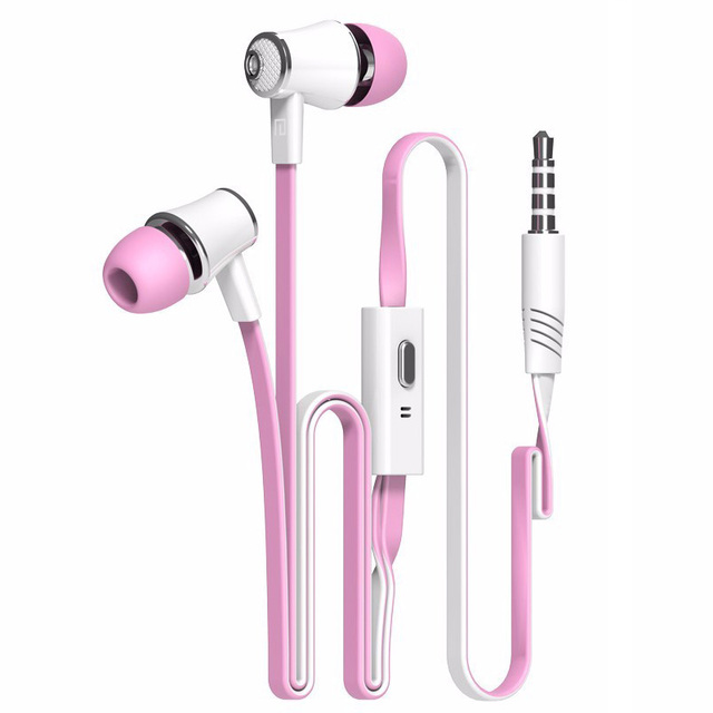Original Langsdom JM21 Colorful In-ear Earphone Headphones Hifi Earphones Low Headphones High Quality Earphones For MP3 Phone