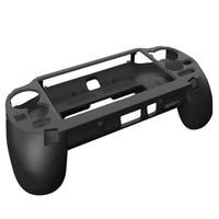 MASiKEN Handle Holder Full Housing Cover Case For PS Vita 1000 PSV 1000 Upgrade L2 R2