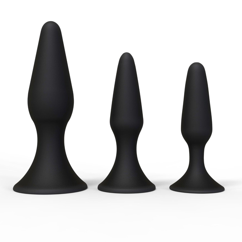 Noir cul ébène butin