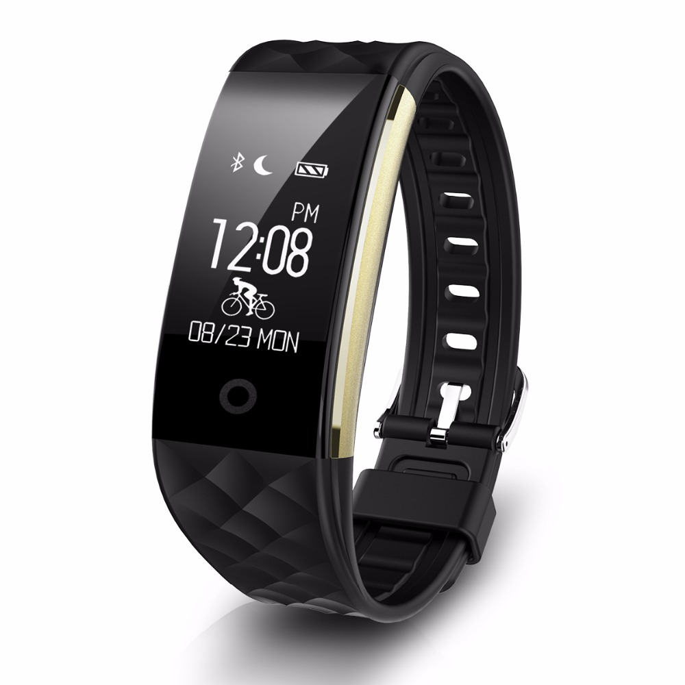 Diggro S2 Braccialetto Intelligente Cardiofrequenzimetro Intelligente Banda Fitness inseguitore Sport Tracker Wristband Intelligente per Android IOS PK Miband 2