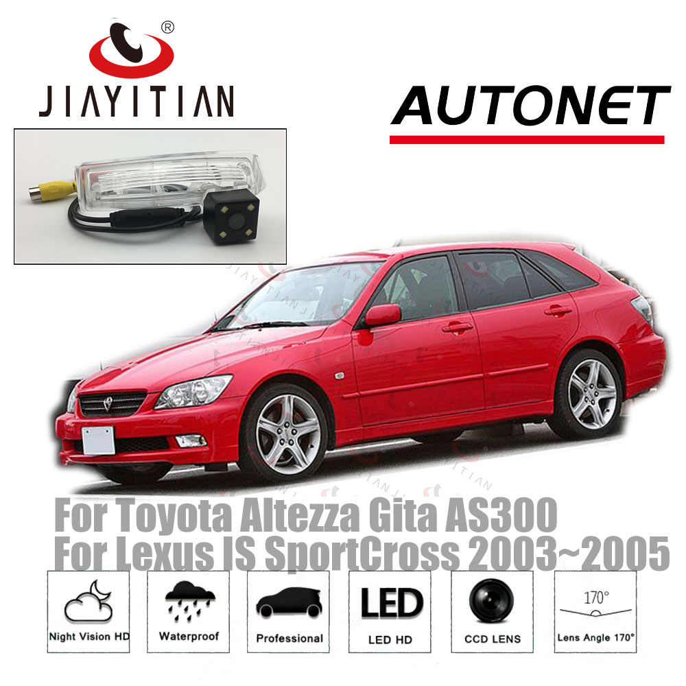 JIAYITIAN Rear Camera For Toyota Altezza Gita 0305 Lexus IS200 992005