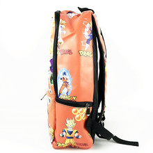 Dragon Ball Z Leather Backpack
