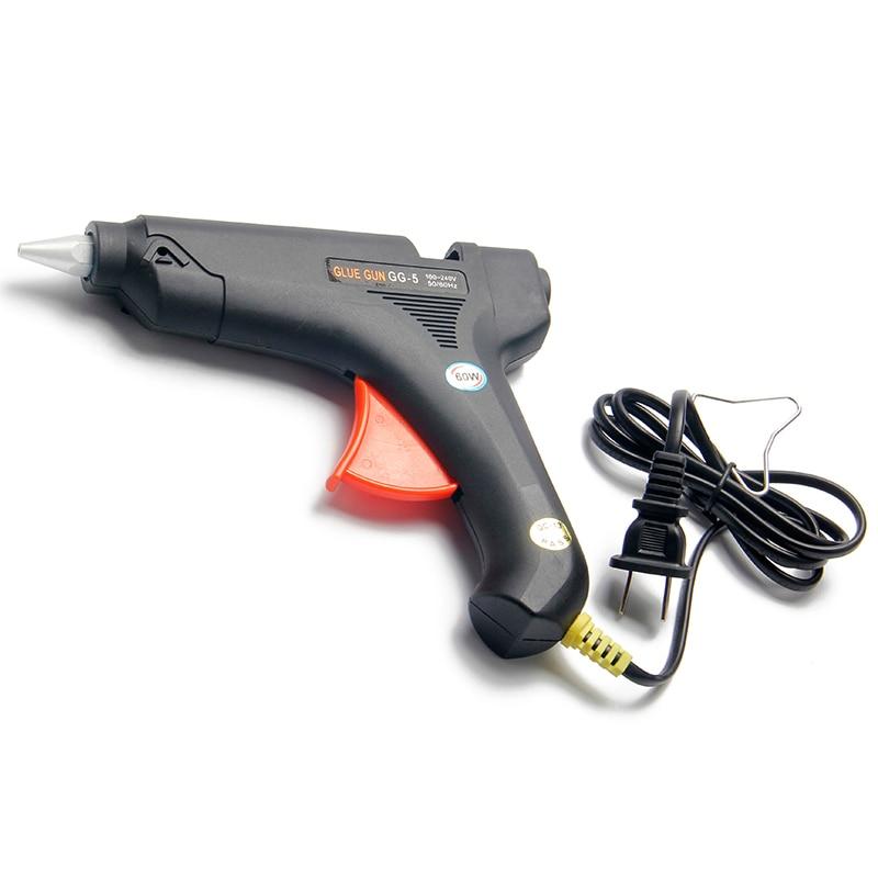 Pistolet do klejenia na gorąco 60W 100V-240V Pistolet do klejenia - Elektronarzędzia - Zdjęcie 2