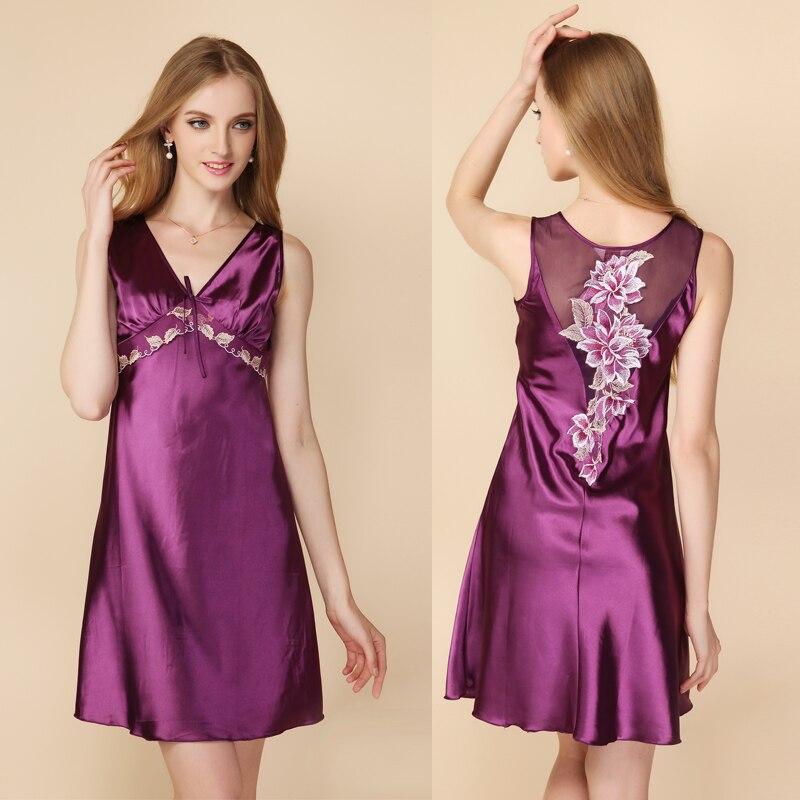 Сорочка ночная вышивка
