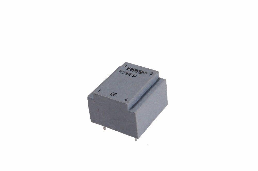 0-12V 0-12V 10VA 230V Encapsulated PCB Transformer