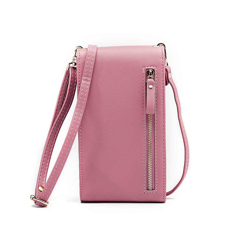 76676b25e532 ... Forever Young Bag for Phone Female Wallet Large Women Purse Long  Leather Coin Card Holder Zipper ...