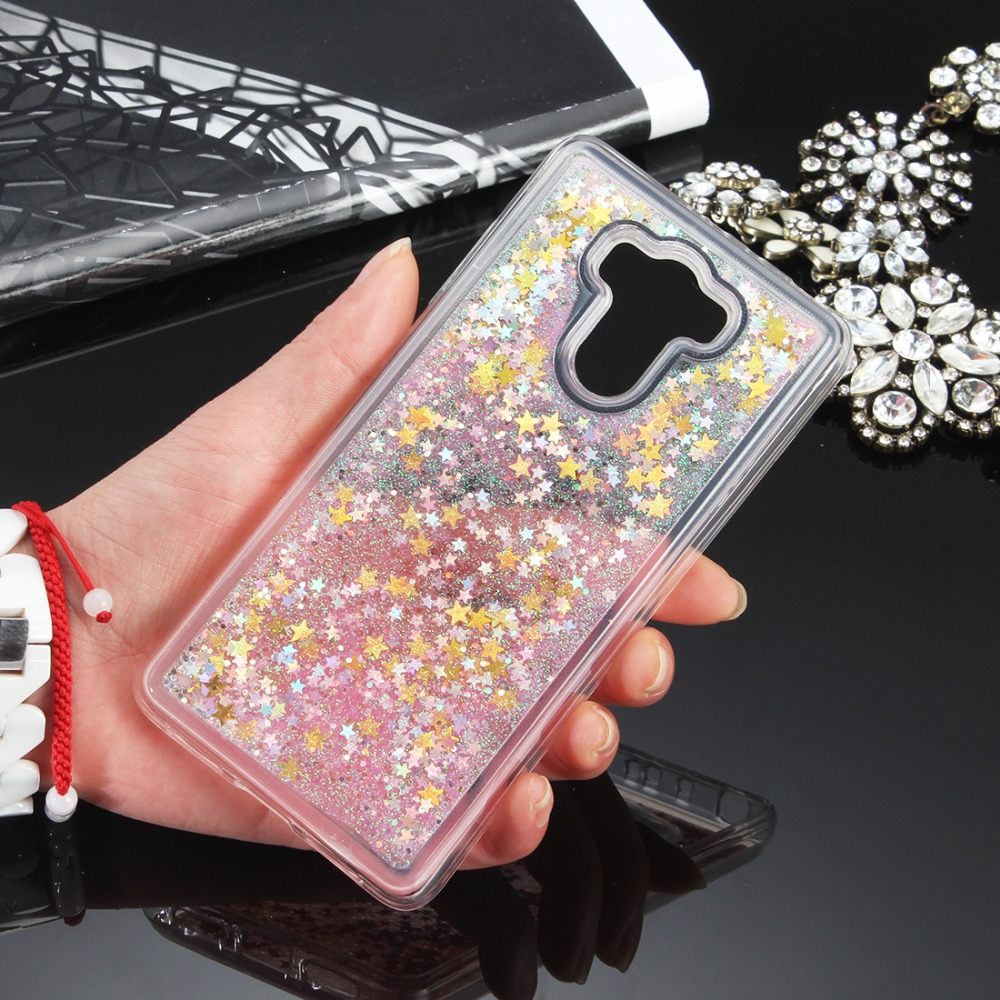half off ab673 21080 US $2.58 21% OFF|xiaomi redmi 4 pro Phone Case Cover New Glitter Stars  Dynamic Liquid Quicksand Soft Skin Case For Xiaomi Redmi 4 Pro Back  Cover-in ...