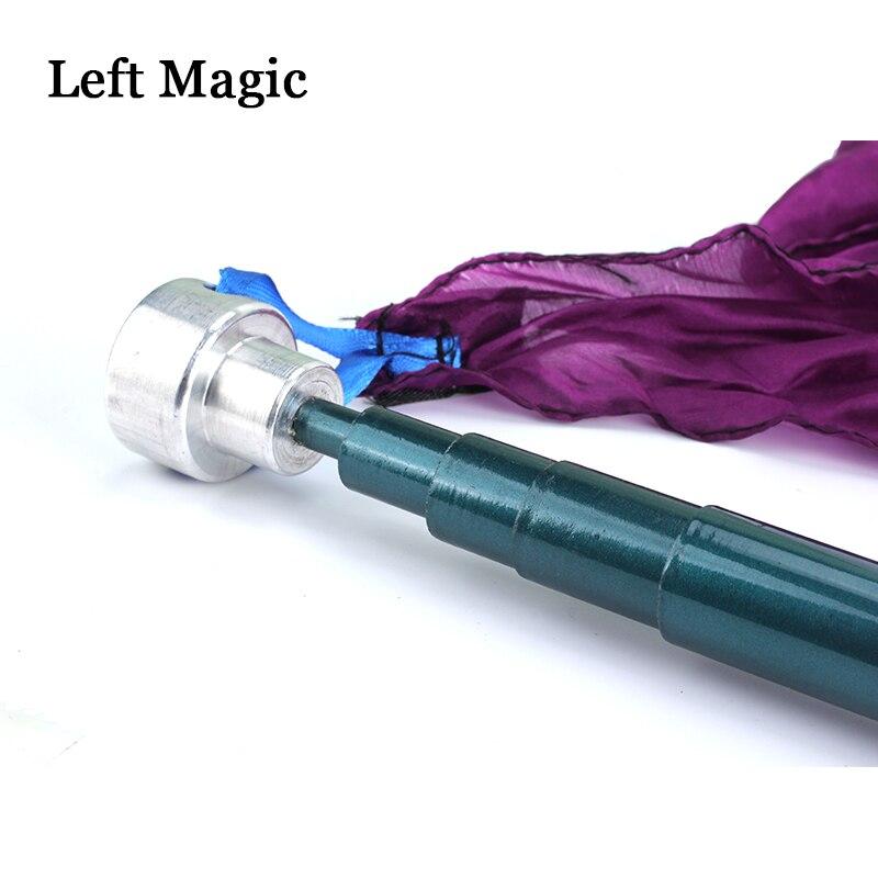 Pôle vide de haute qualité pour drapeau soie tours de magie scène magie accessoires de magicien professionnel - 6
