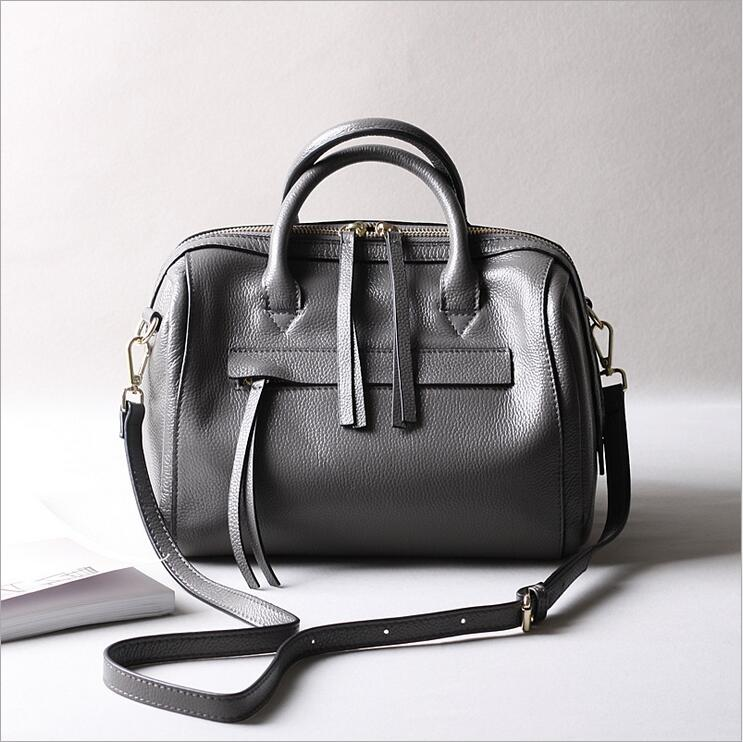 ФОТО 2016 famous designer brand women messenger bags genuine leather handbags high quality fashion sac a main femme de marque