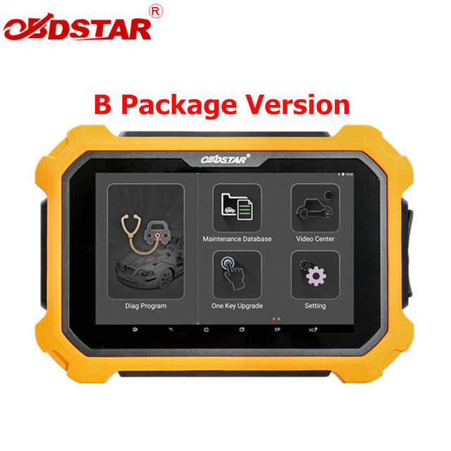 Obdstar X300 Dp Plus B Package Immobilizer Special Function Mileage Correction