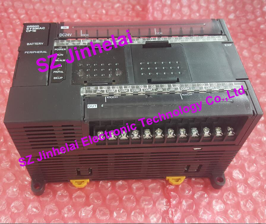 CP1E-N40DR-D  New and original  OMRON PLC CONTROLLER inventory accounting
