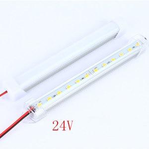 24V LED Hard Bar Light 20cm 12