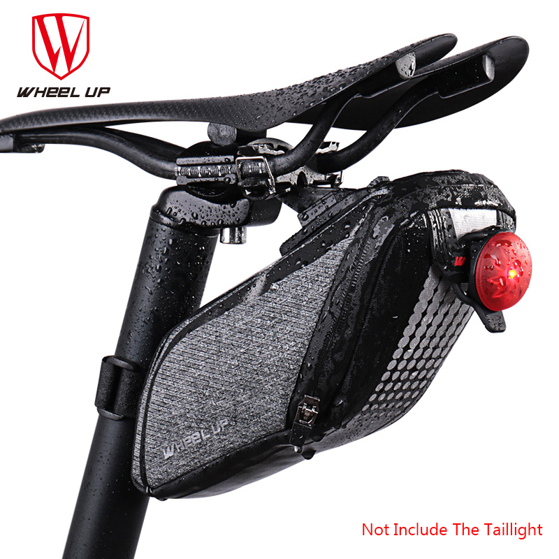 Cycling Saddle Top Tube Bag Bicycle Seat Storage Pouch Mountain//road Bike Rear