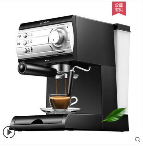 1.5L Semi Automatic Espresso Coffee Machine Home Coffee Maker Espresso Coffee Pump Coffee Makers Espresso Machines 20 bar coffee maker philips hd8649 01 hd8649 51 coffee machine coffee makers maker espresso cappuccino automatic hd 8649 grain