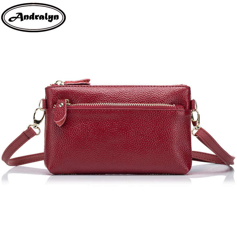 0f9eb463bc98 Detail Feedback Questions about Andralyn Ladies' Messenger Bags ...