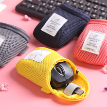2018 NEW Organizer System Kit Case Portable Storage Bag Digital Gadget Devices USB Cable Earphone Pen Travel Cosmetic Insert