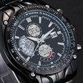 Curren Relogio Masculino moda Montre Homme Reloj Hombre quartzo - relógio Masculino relógio de aço relógios de pulso dos homens Curren relógios 8083
