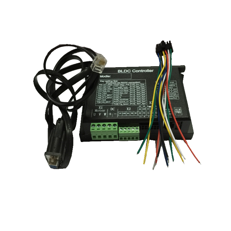 Brushless dc driver bldc motor drivers for a 40w 24volt dc for 24 volt servo motor